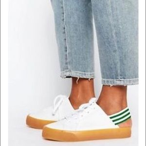 ASOS Dallas night sling back sneakers